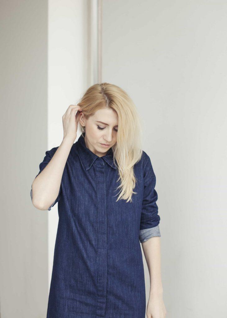 Sandra Yushka, dizainerė, drabužių